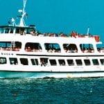 Cape Cod Nantucket Island Ferry Boat