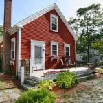 Cranberry Cottage And Front Deck