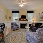 Cranberry Cottage Living Room