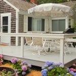 Franklin Cottage Deck