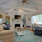 Franklin Cottage Living Room