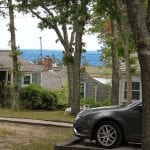 Franklin Cottage Distant Ocean View