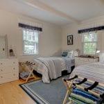 Franklin Cottage Twin Bedroom