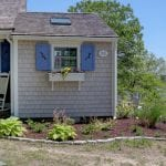 Gull Cottage Front And Water View