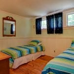 Harbor View Cottage Hyannis MA Twin Bedroom