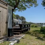 Harbor View Cottage Outdoor Shower