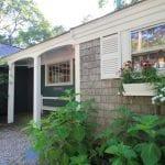 Huntington Cottage Hyannis Cape Cod Entrance