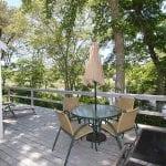 Merrow Cottage Deck