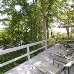 Merrow Cottage Deck Toward Nantucket Sound