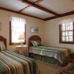 Merrow Cottage Twin Bedroom