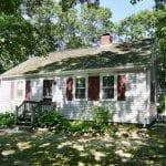 Sinclair Cottage Entrance